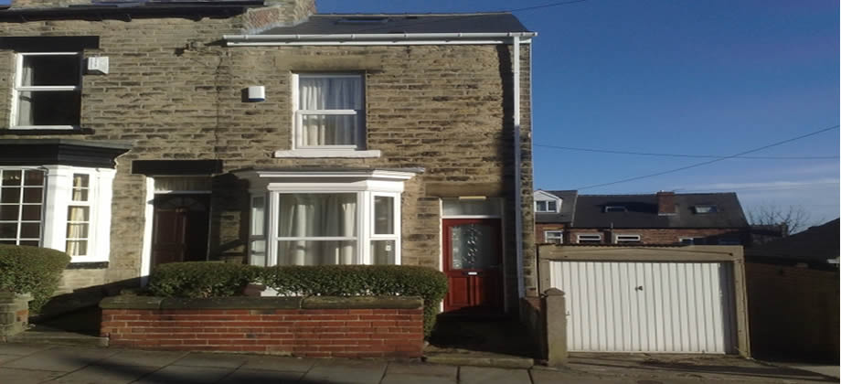 Western Road, Crookes, Sheffield S10