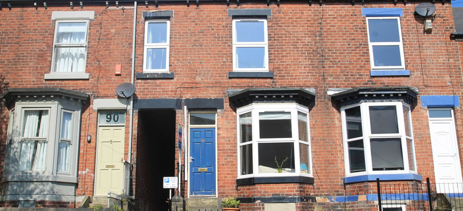 Spacious 5 Bed – Everton Rd Sheffield 11