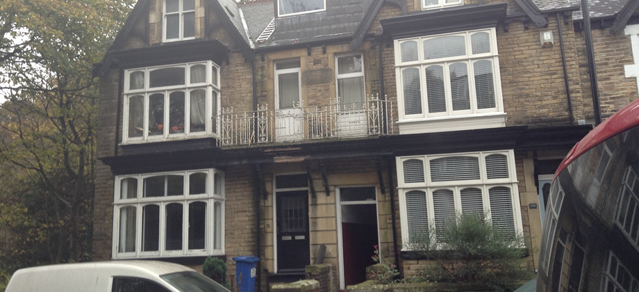 One double Bed apartment, Oakbrook Rd, Sheffield 11