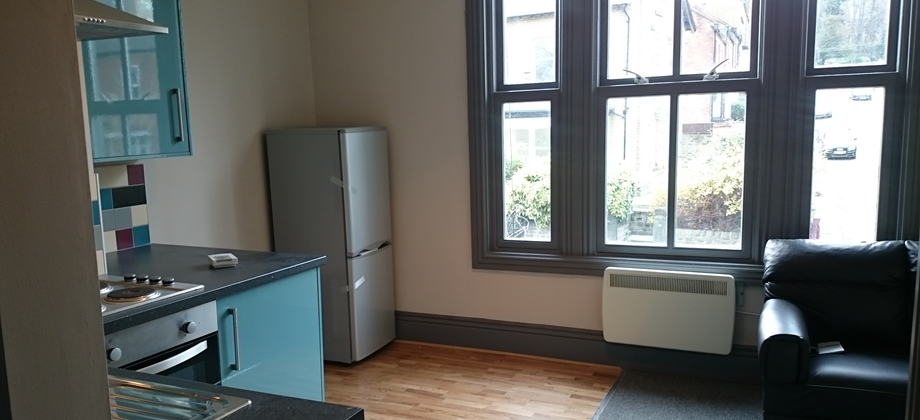 Large One Bed – Clarkehouse Rd Sheffield S10