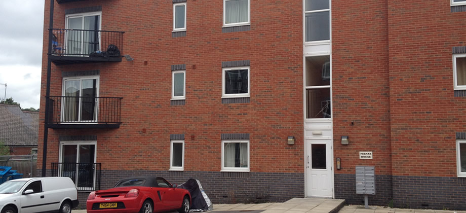 large One bed Apartment, Edmund Road, Sheffield 2