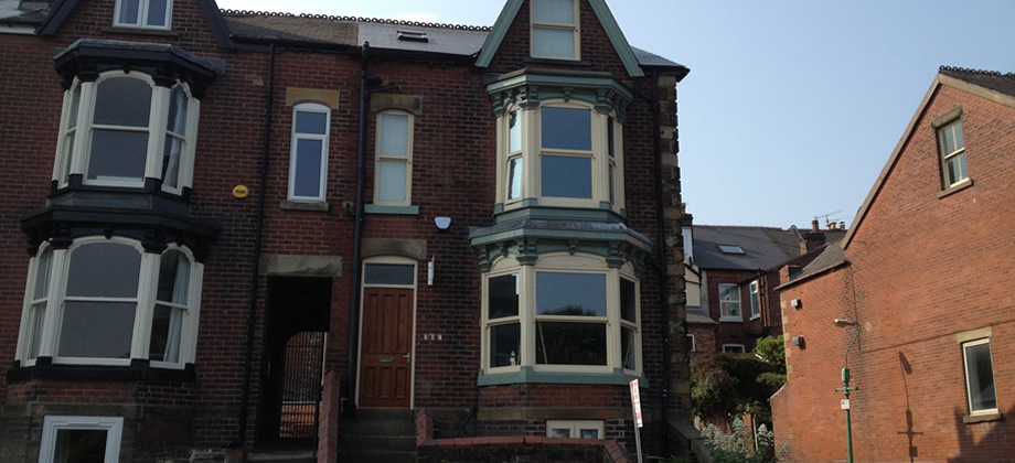 4 Bed Apartment, Sharrowvale, S11- Flat 2