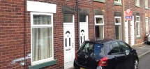 2 Double Bedroom – Coniston Terrace, Sheffield 8