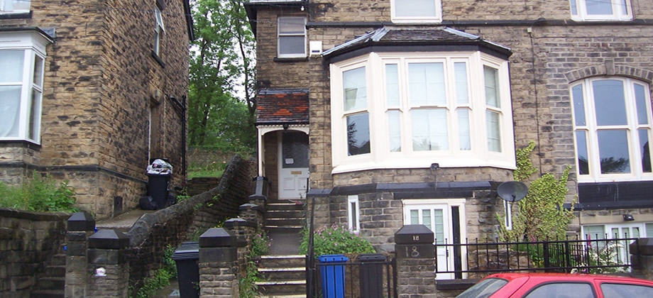 18A Elmore Road, Broomhill, Sheffield 10